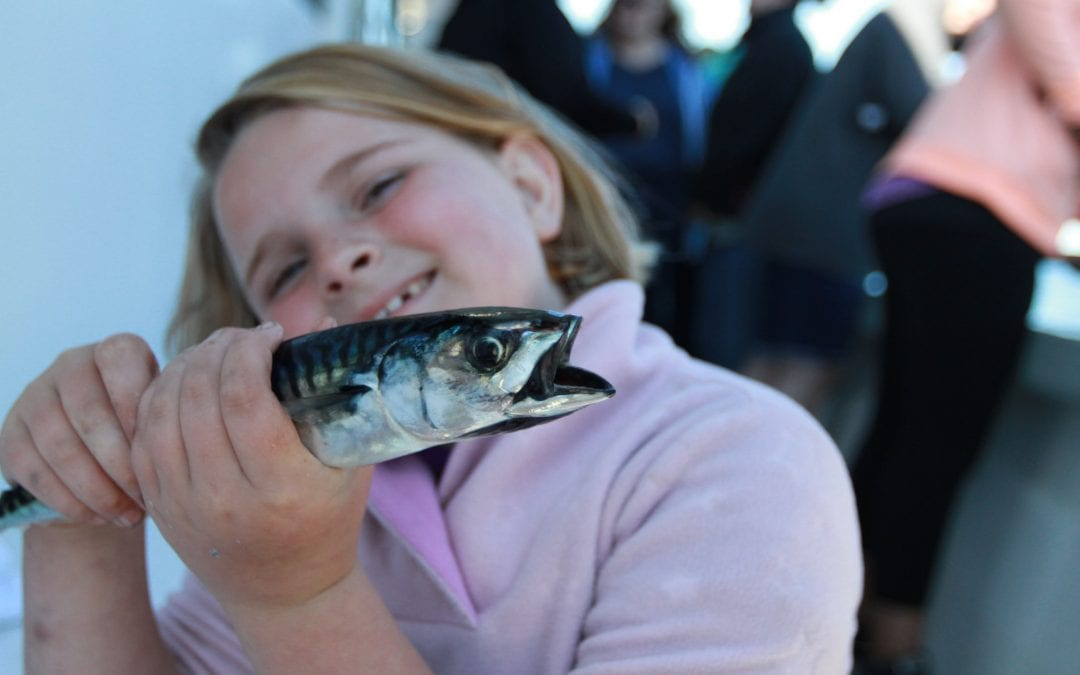 CCA NH Big Brothers Big Sisters Fishing Trips